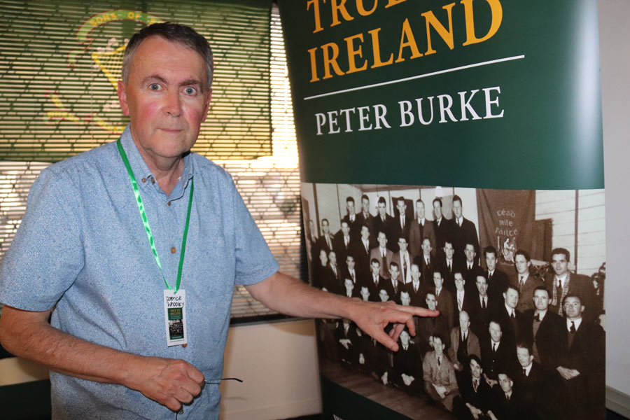Guests at the Auckland launch of True to Ireland