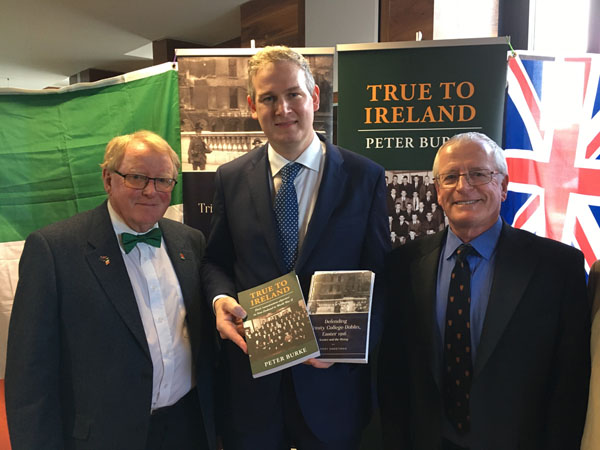 True-to-Ireland launch in Dublin